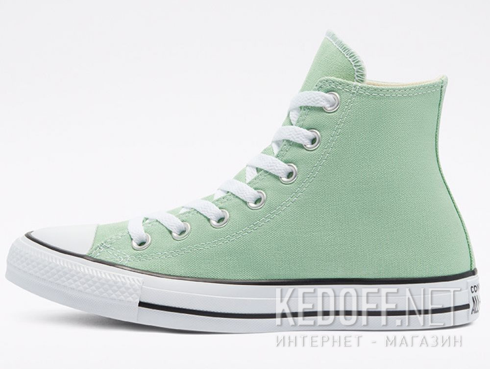 Оригинальные Женские кеды Converse Chuck Taylor All Star Seasonal Color Hi 170465C