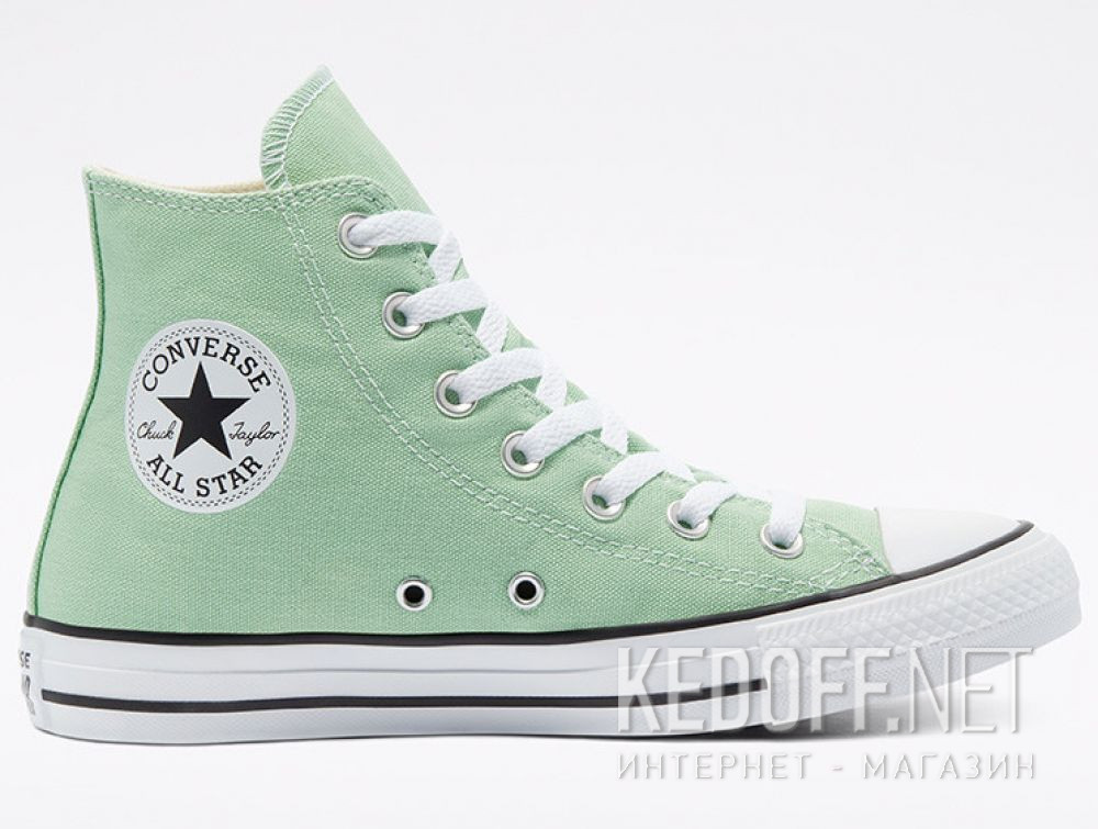 Женские кеды Converse Chuck Taylor All Star Seasonal Color Hi 170465C описание