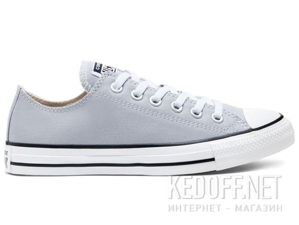 Жіночі кеди Converse Ctas Ox 166710C купити Україна