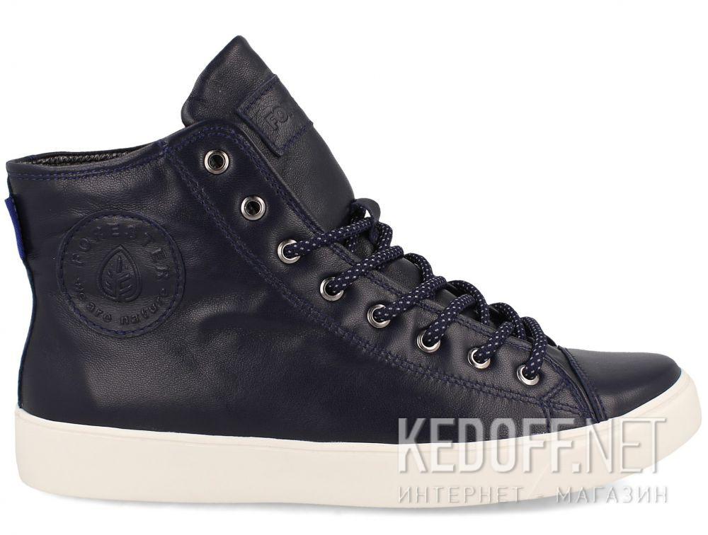 Leather shoes Forester Original High 132125-899 купить Украина
