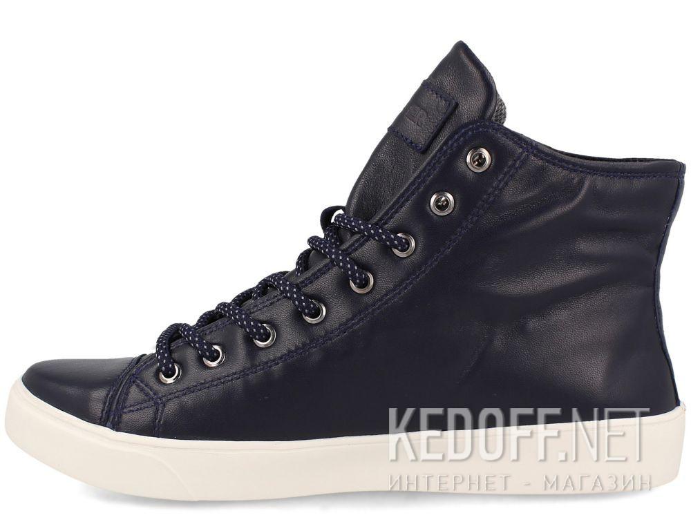 Leather shoes Forester Original High 132125-899 купить Киев