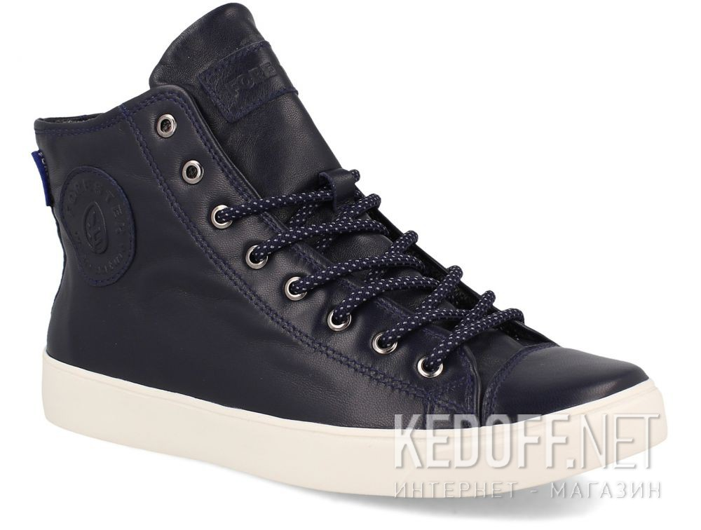Add to cart Leather shoes Forester Original High 132125-899