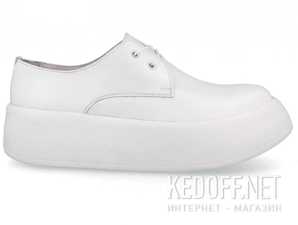 Женские кеды Forester Platform White 21165-09 купить Украина