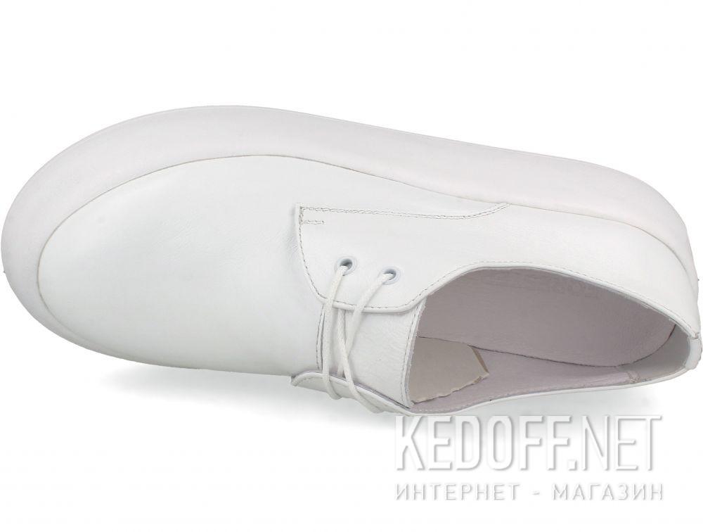 Женские кеды Forester Platform White 21165-09 описание