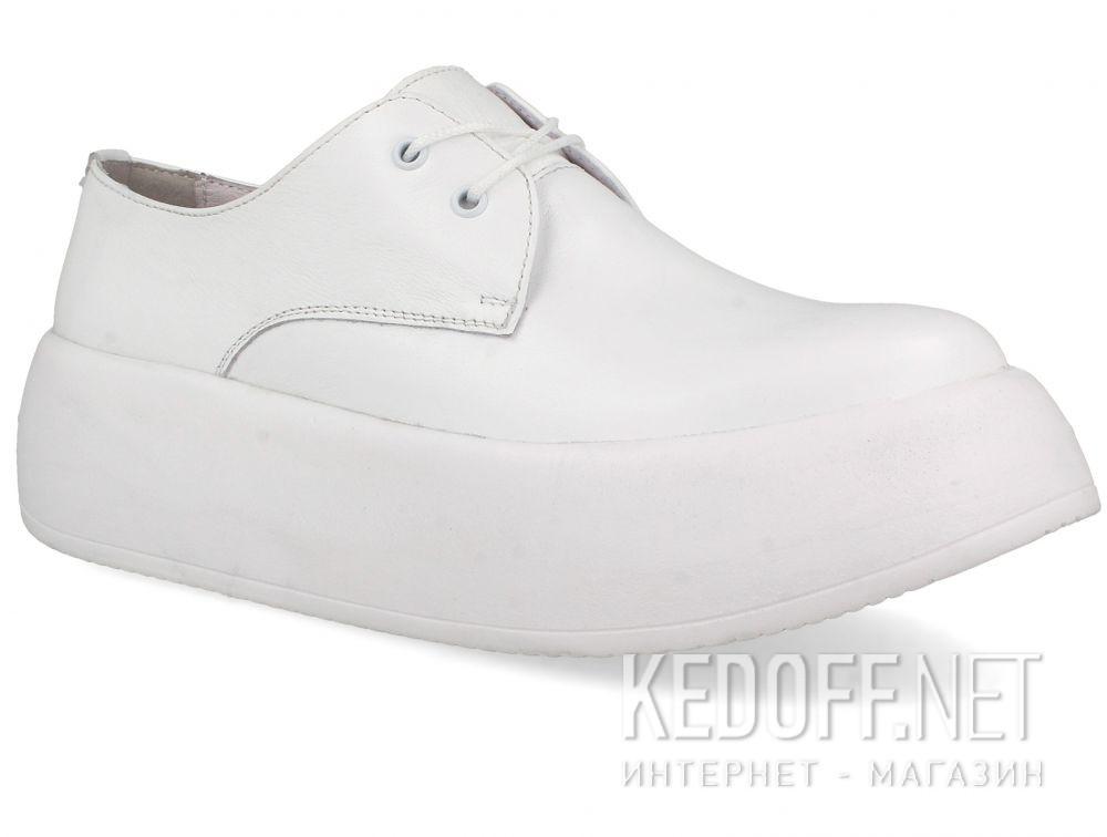 Купить Женские кеды Forester Platform White 21165-09
