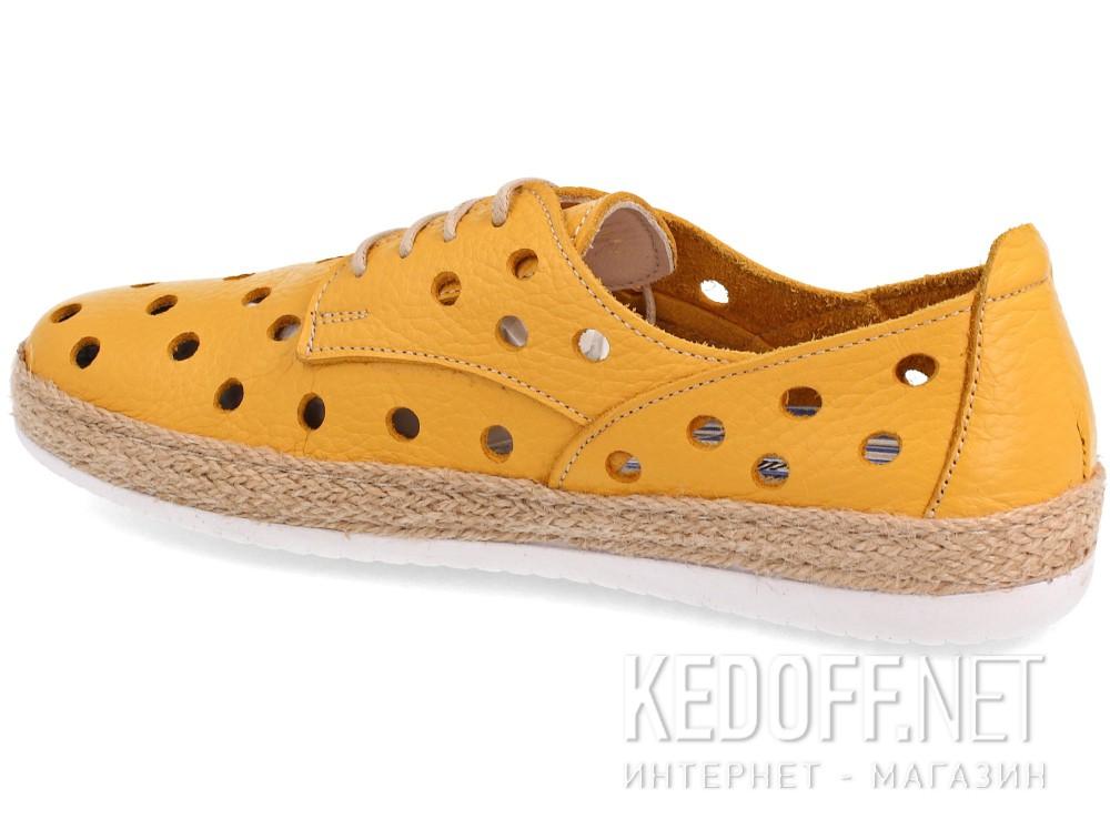 Жіночі кеди Las Espadrillas 10132-21 (жовтий) в магазині взуття ... b0dc7c7089605