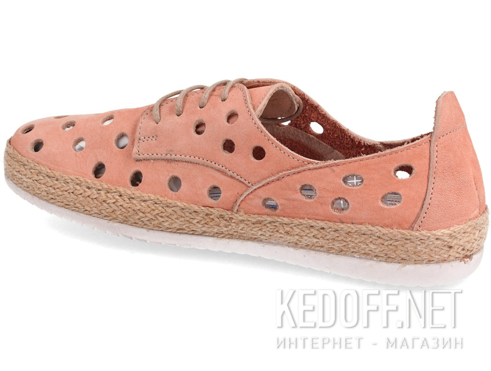 Спортивная обувь Las Espadrillas 10132-34 унисекс   (розовый) купить Украина