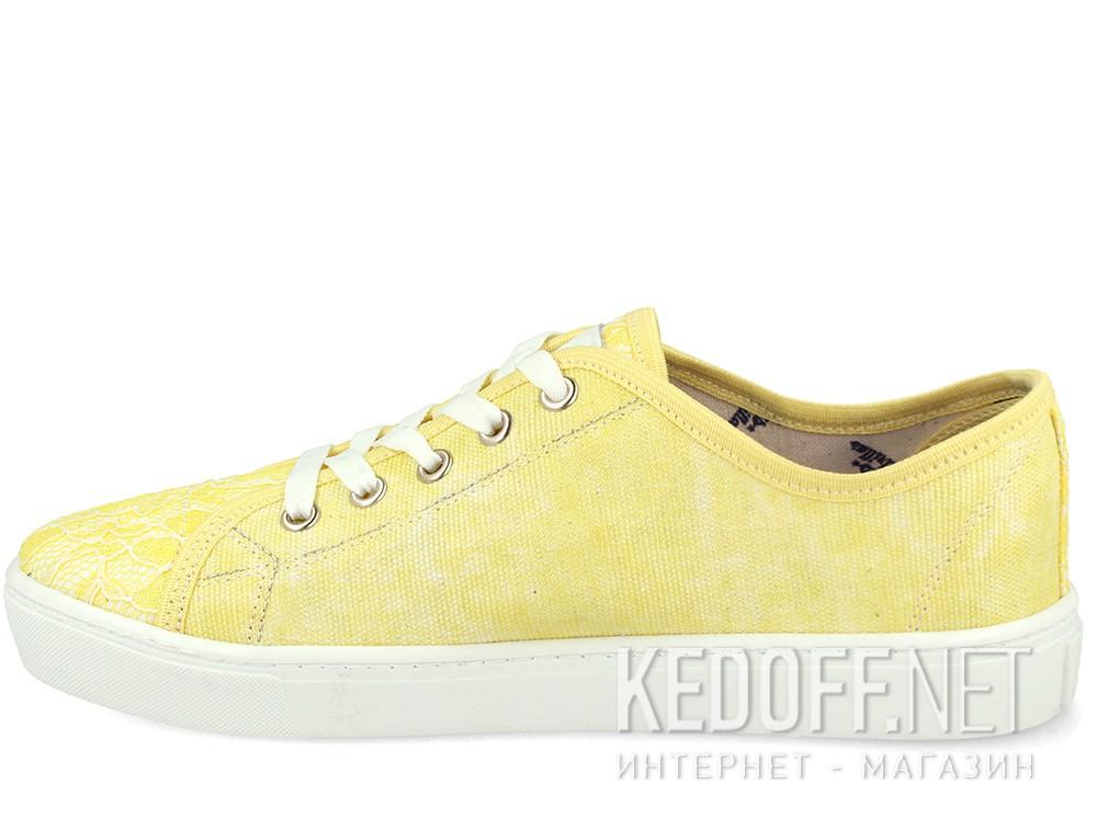 Кеды Las Espadrillas 5099-21 (жёлтый) купить Киев