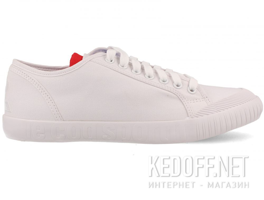 Оригинальные Кеди Le Coq Sportif Nationale 1910017 LCS Optical White
