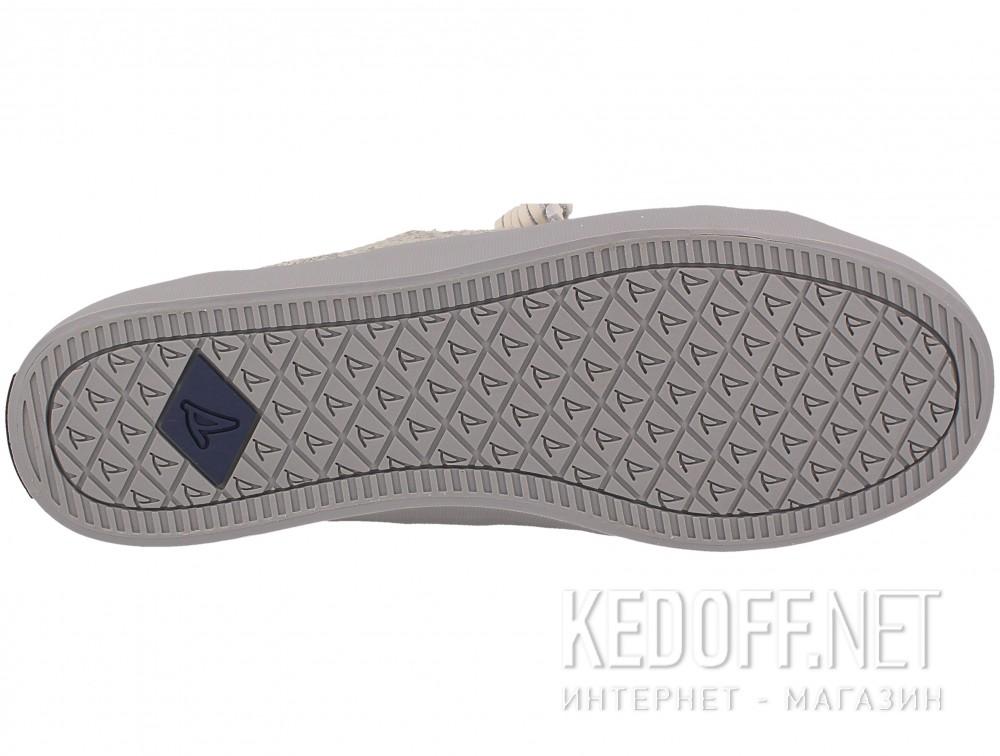 Цены на Женские кеды Sperry Crest SP-99506    (серый)
