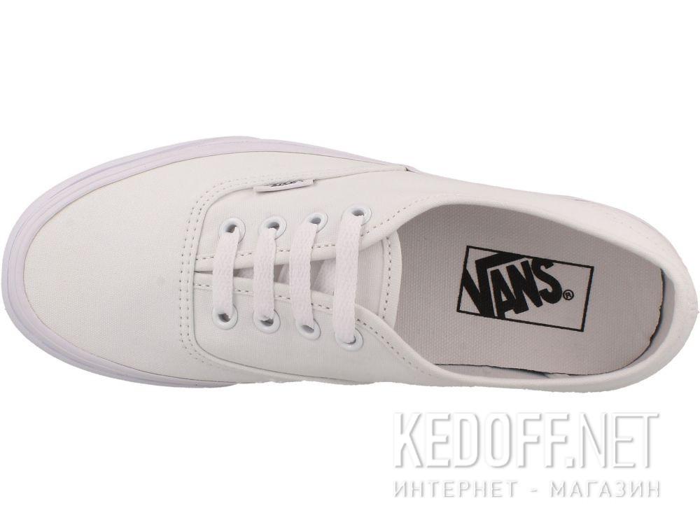 Женские кеды Vans Authentic VEE3W00 в магазине обуви Kedoff.net - 28150 a0c694d1dbddc