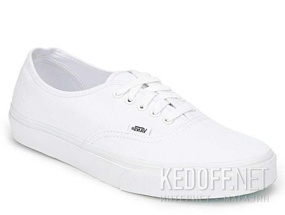 ca1f95b7 Женские кеды Vans Authentic VEE3W00 в магазине обуви Kedoff.net - 28150