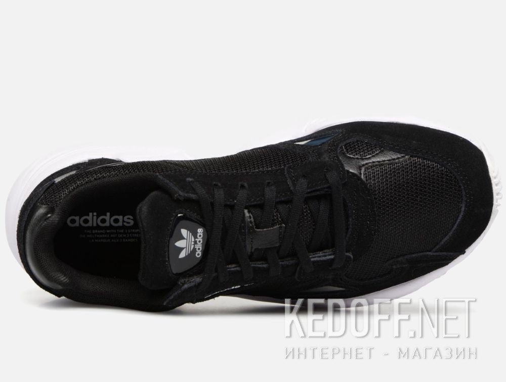 half off 5fd89 01f9d Damskie sportowe Adidas Originals Falcon B28129 описание