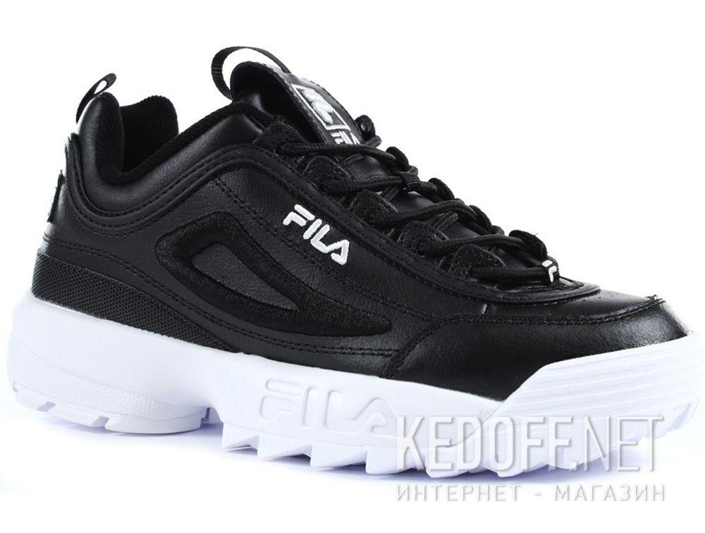Купити Жіночі кросівки Fila Disruptor II 3D Embroider 5FM00694-013