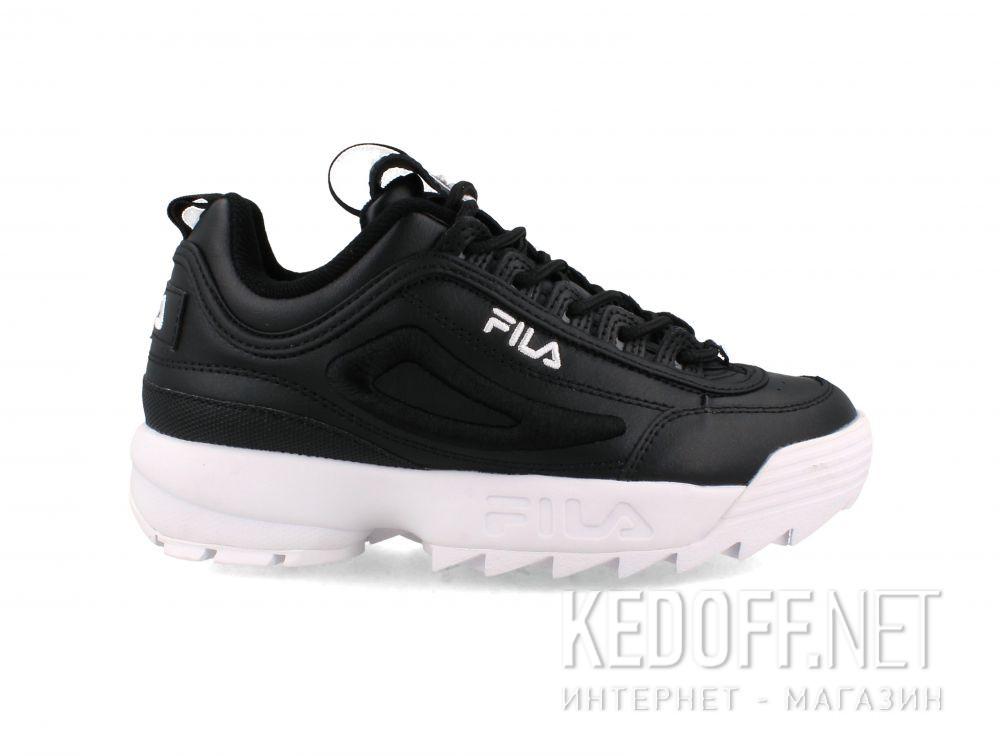 Жіночі кросівки Fila Disruptor II 3D Embroider 5FM00694-013 купити Україна