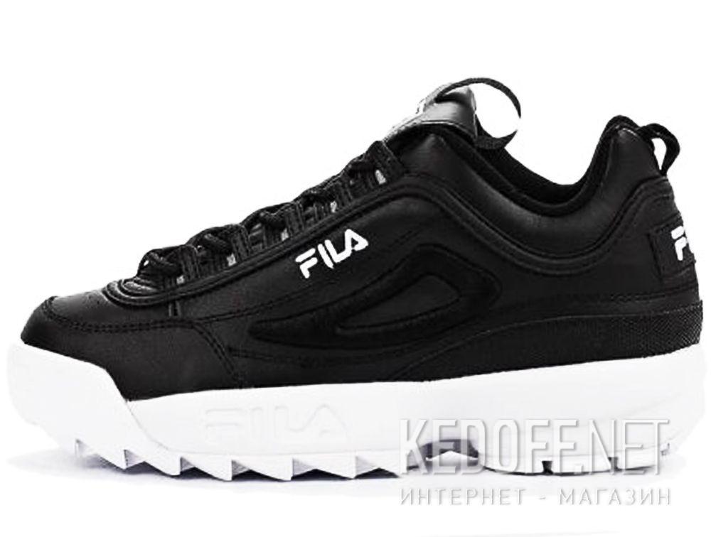 Оригинальные Жіночі кросівки Fila Disruptor II 3D Embroider 5FM00694-013