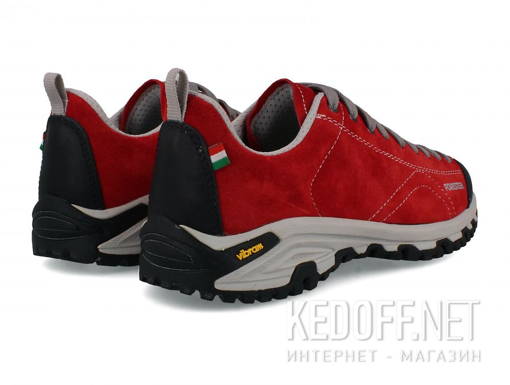 Кроссовки Forester Dolomite Vibram 247950-471 Made in Italy описание