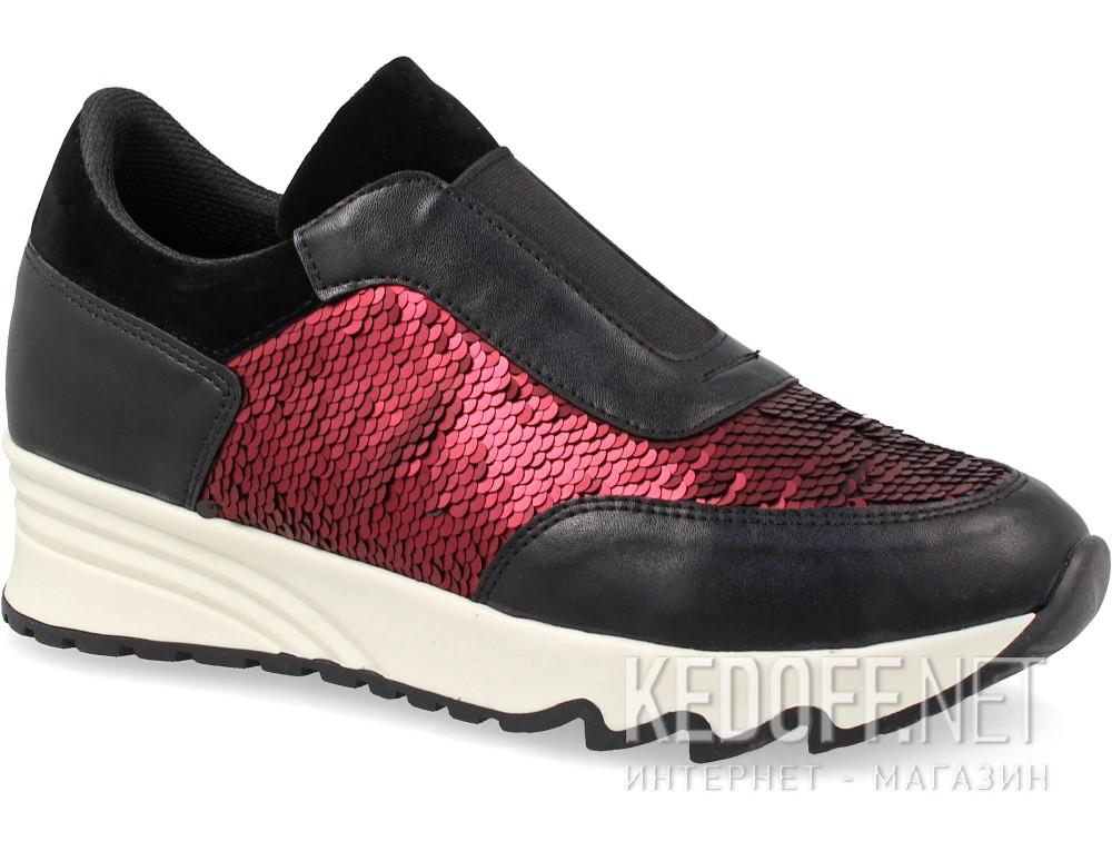Купить Спортивная обувь Forester 4021-2748 унисекс   (бордовый/чёрный)