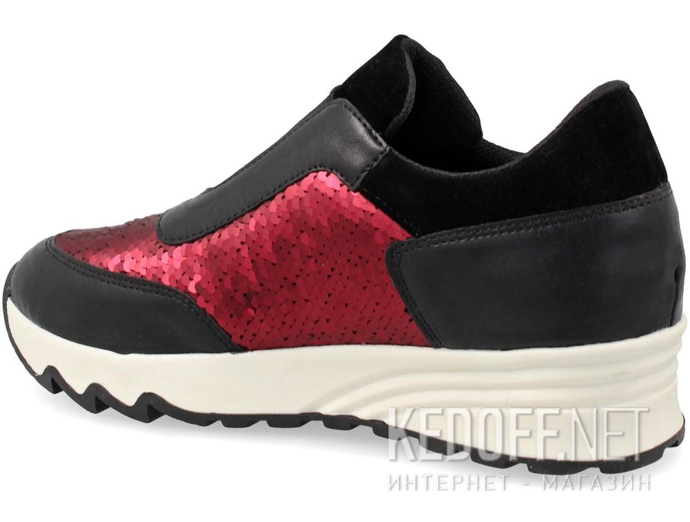 Спортивная обувь Forester 4021-2748 унисекс   (бордовый/чёрный) купить Украина