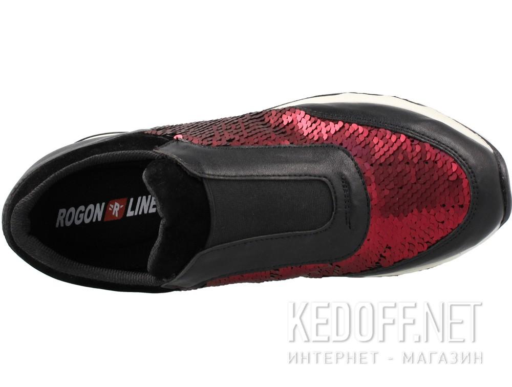 Спортивная обувь Forester 4021-2748 унисекс   (бордовый/чёрный) купить Киев