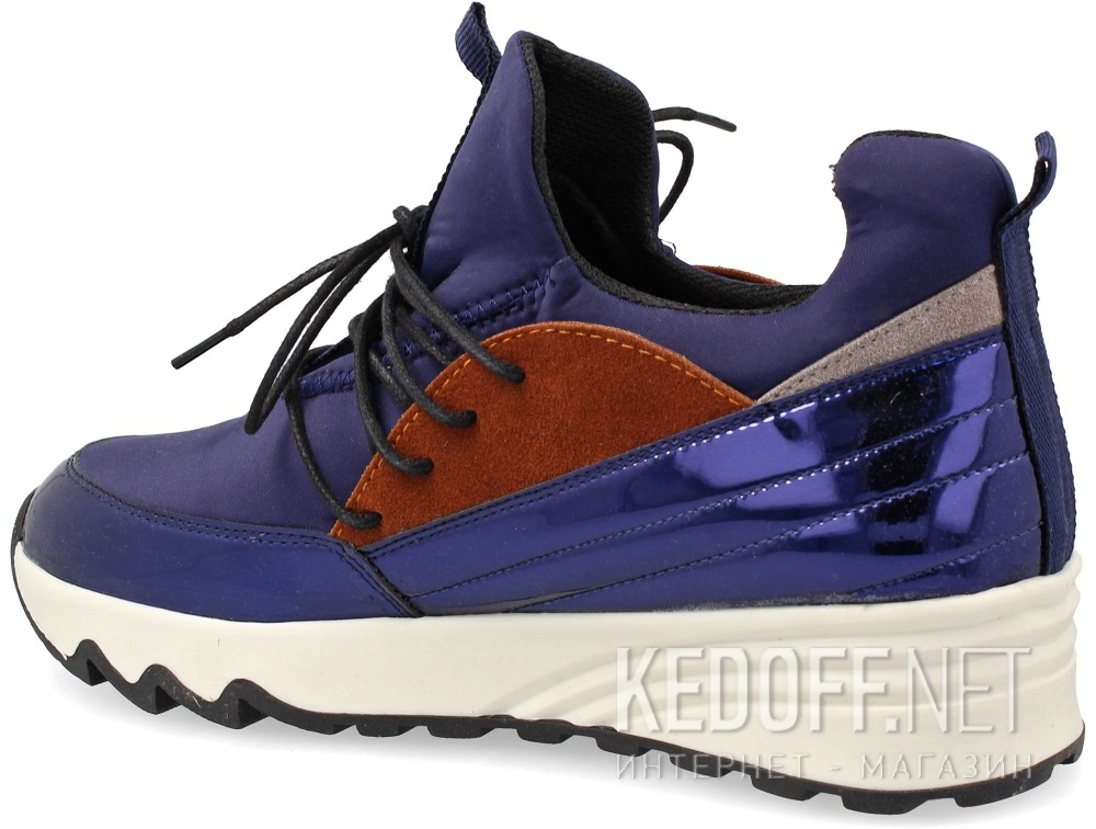 Спортивная обувь Forester 4060-8974 унисекс   (рыжий/синий) купить Украина