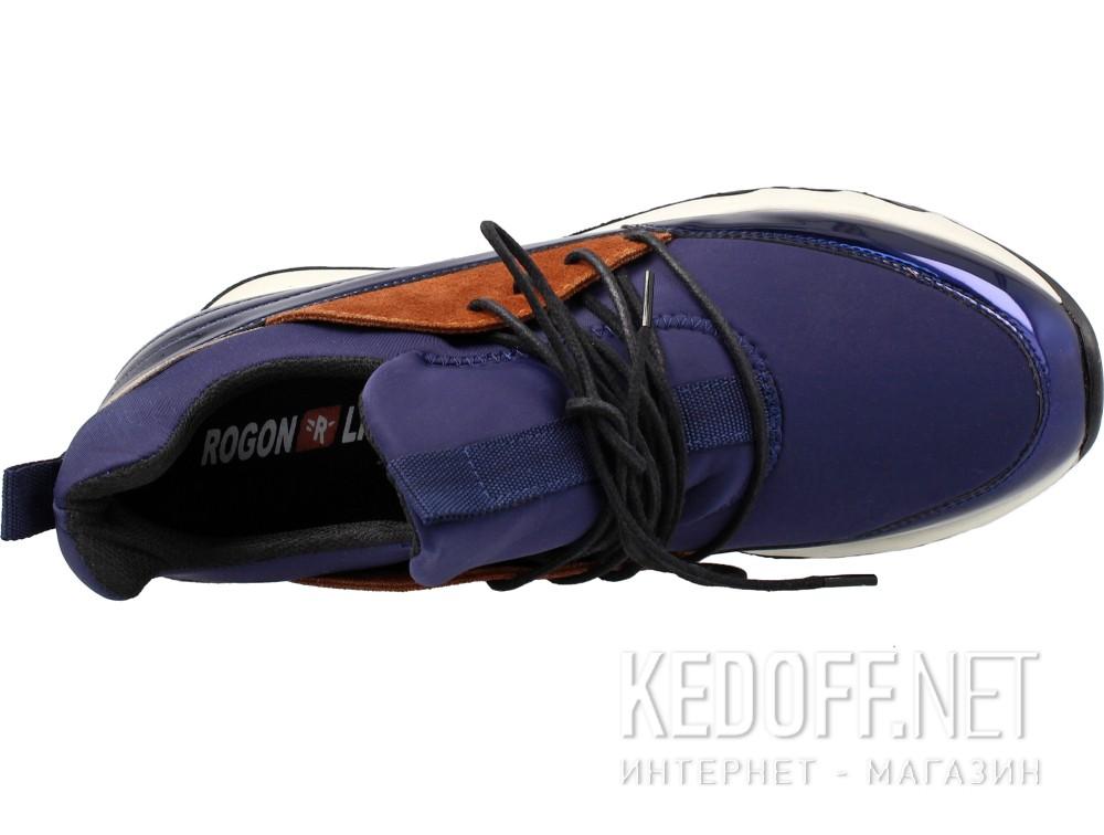 Оригинальные Спортивная обувь Forester 4060-8974 унисекс   (рыжий/синий)