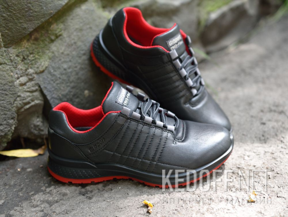 Цены на Кожаные кроссовки Grisport Ergo Flex 42811A63 Made in Italy