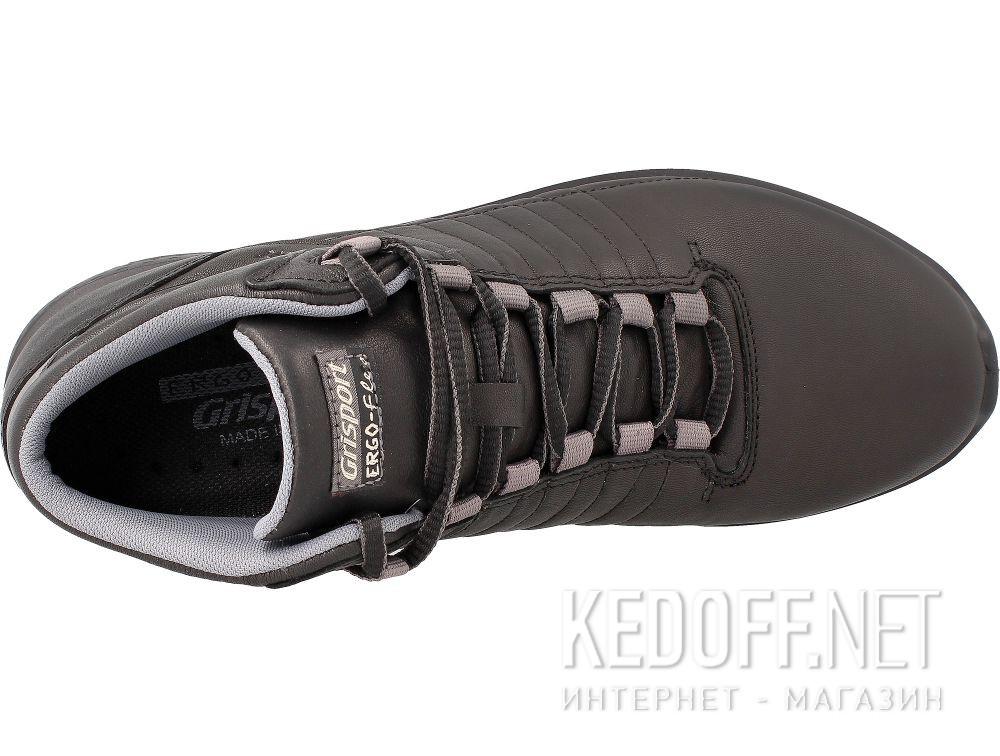 Оригинальные Кожаные кроссовки Grisport Ergo Flex 42813A50 Made in Italy