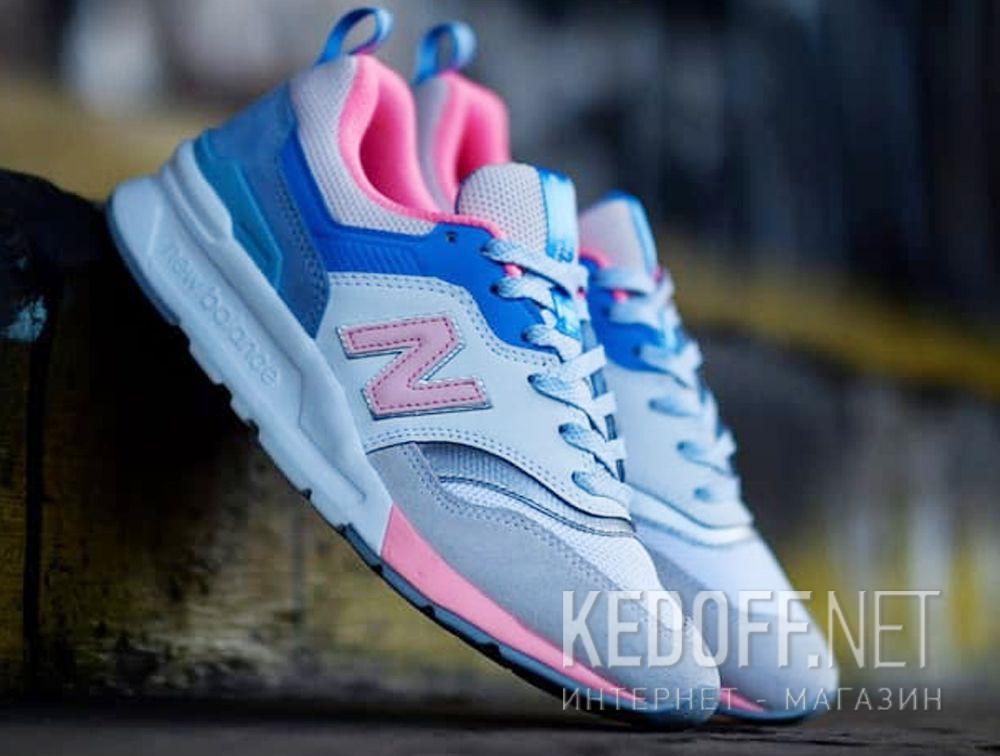Цены на Женские кроссовки New Balance CW997HBC