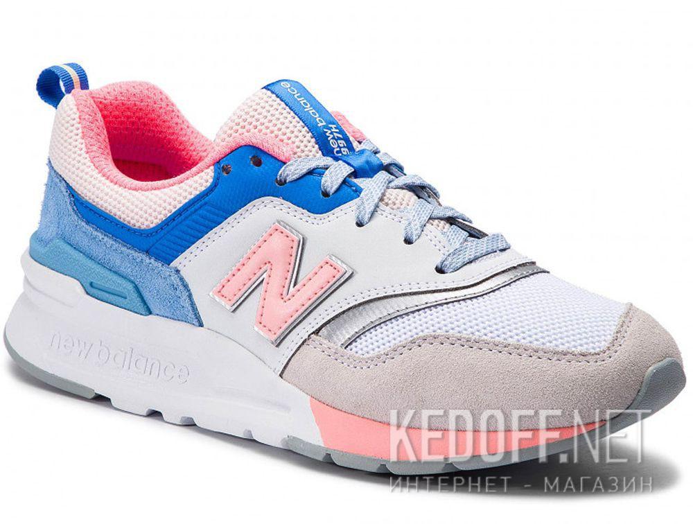 Купить Женские кроссовки New Balance CW997HBC