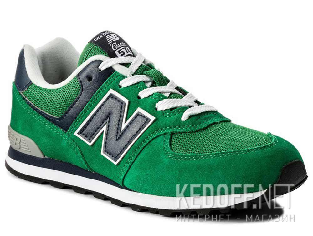 Жіночі кросівки New Balance GC574GN в магазині взуття Kedoff.net - 27244 0e93214fe0556