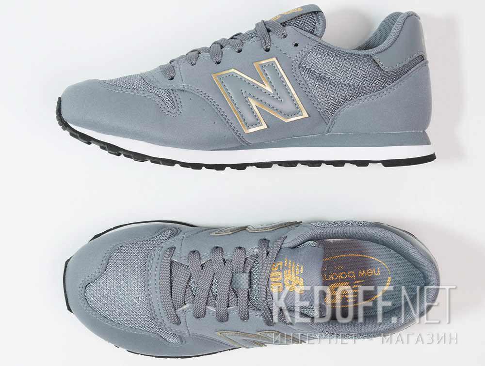Оригинальные Женские кроссовки New Balance GW500GKG