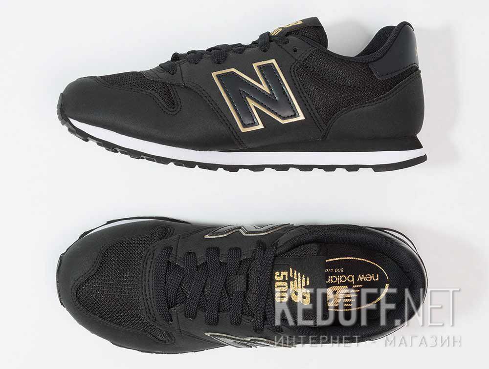 Women's sportshoes New Balance GW500KGK описание
