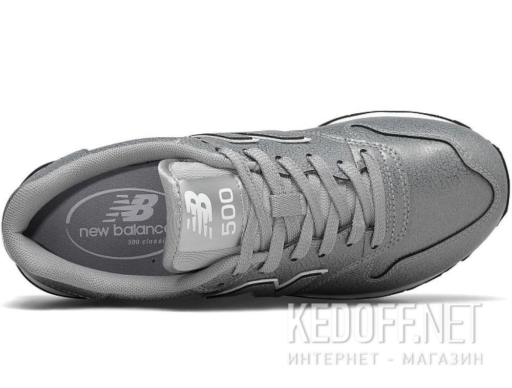 Оригинальные Женские кроссовки New Balance GW500MTA