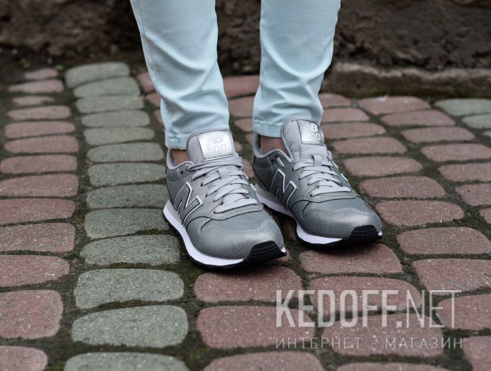 Женские кроссовки New Balance GW500MTA доставка по Украине