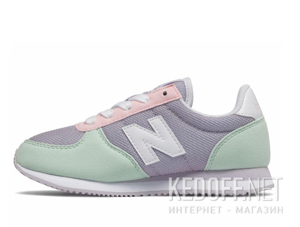 Оригинальные Женские кроссовки New Balance KL220P1Y