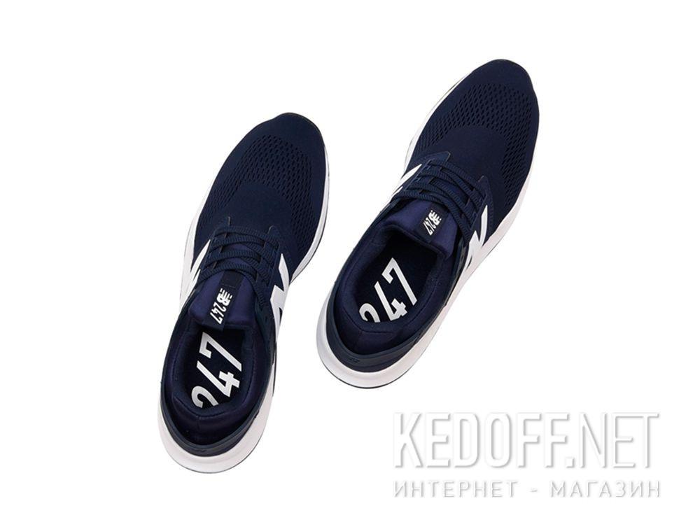 Оригинальные  Женские кроссовки New Balance MS247EN