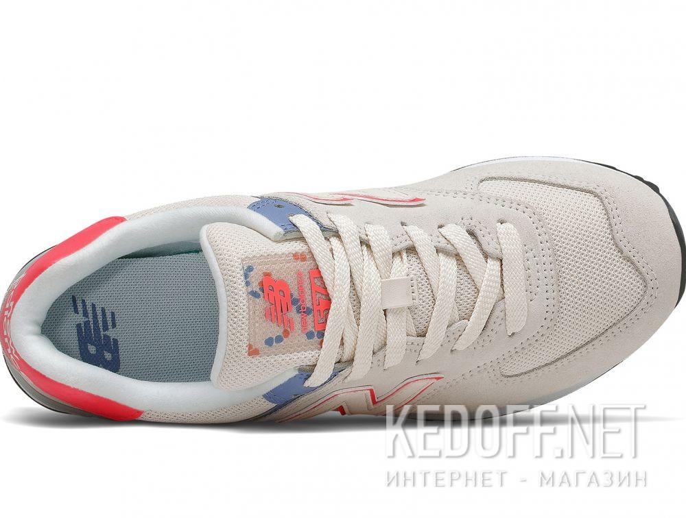 Жіночі кросівки New Balance Сollide WL574CL2 купить Киев