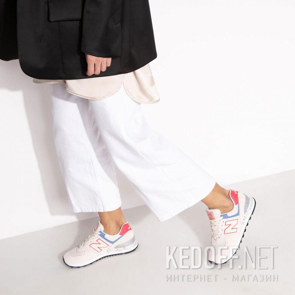 Жіночі кросівки New Balance Сollide WL574CL2 описание