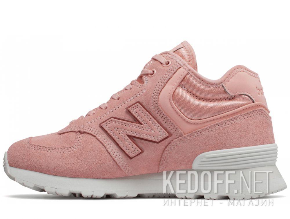 Оригинальные Женские кроссовки New Balance WH574BA Пудровые