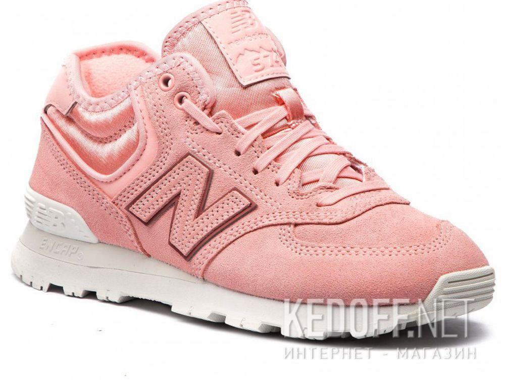 Купить Женские кроссовки New Balance WH574BA Пудровые