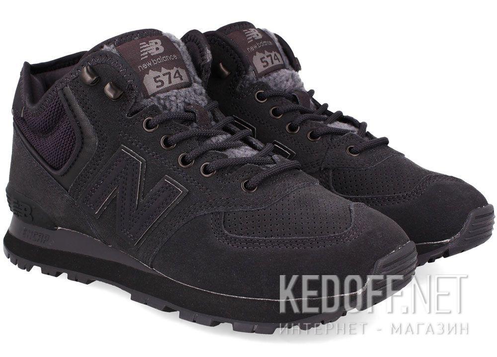 Цены на Чёрные кроссовки New Balance WH574BG