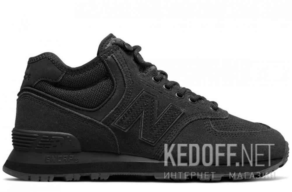 Чёрные кроссовки New Balance WH574BG купить Украина