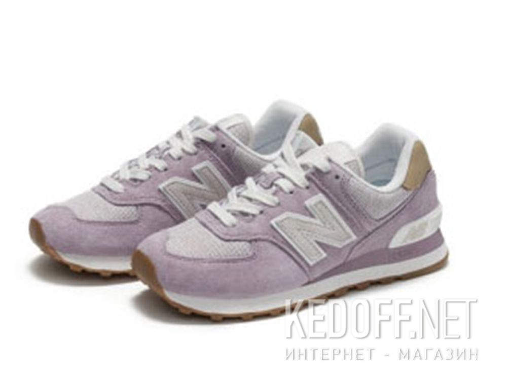 Женские кроссовки New Balance WL574CLC купить Украина