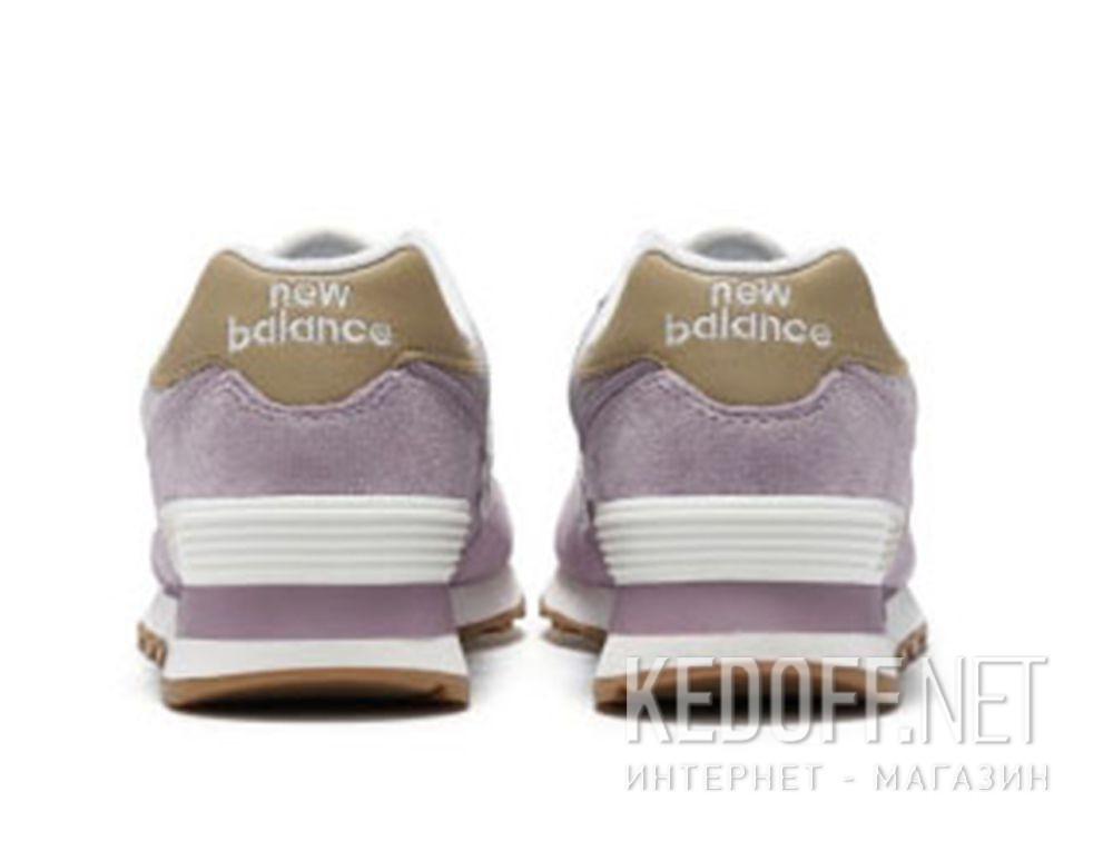 Цены на Женские кроссовки New Balance WL574CLC