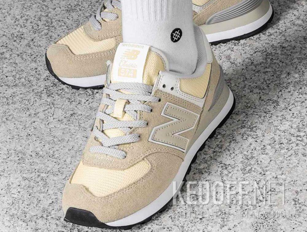 Доставка Жіночі кросівки New Balance WL574CRA