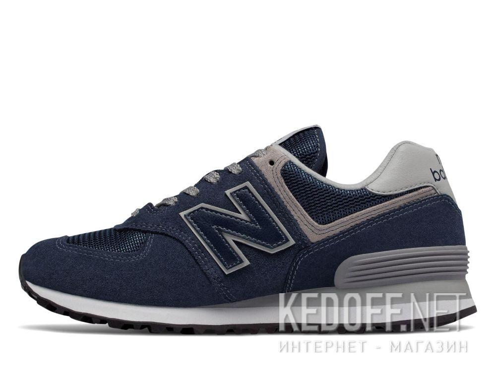 Кроссовки New Balance WL574EN Синие купить Киев