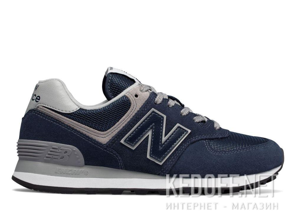 Кроссовки New Balance WL574EN Синие купить Украина