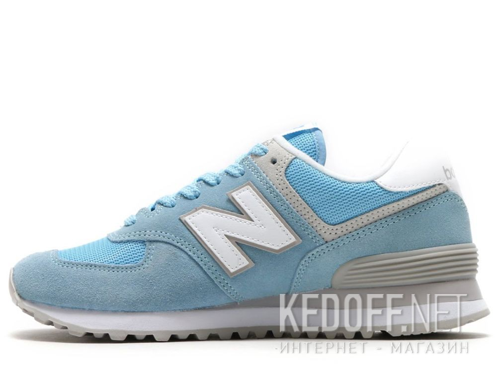 Оригинальные Женские кроссовки New Balance WL574ESB