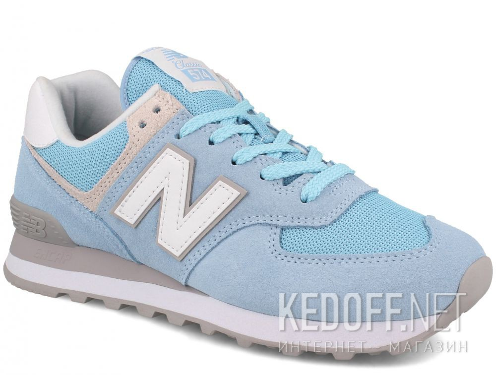 Купить Женские кроссовки New Balance WL574ESB